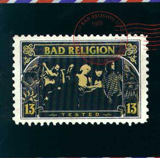 <i>Tested</i> 1997 live album by Bad Religion