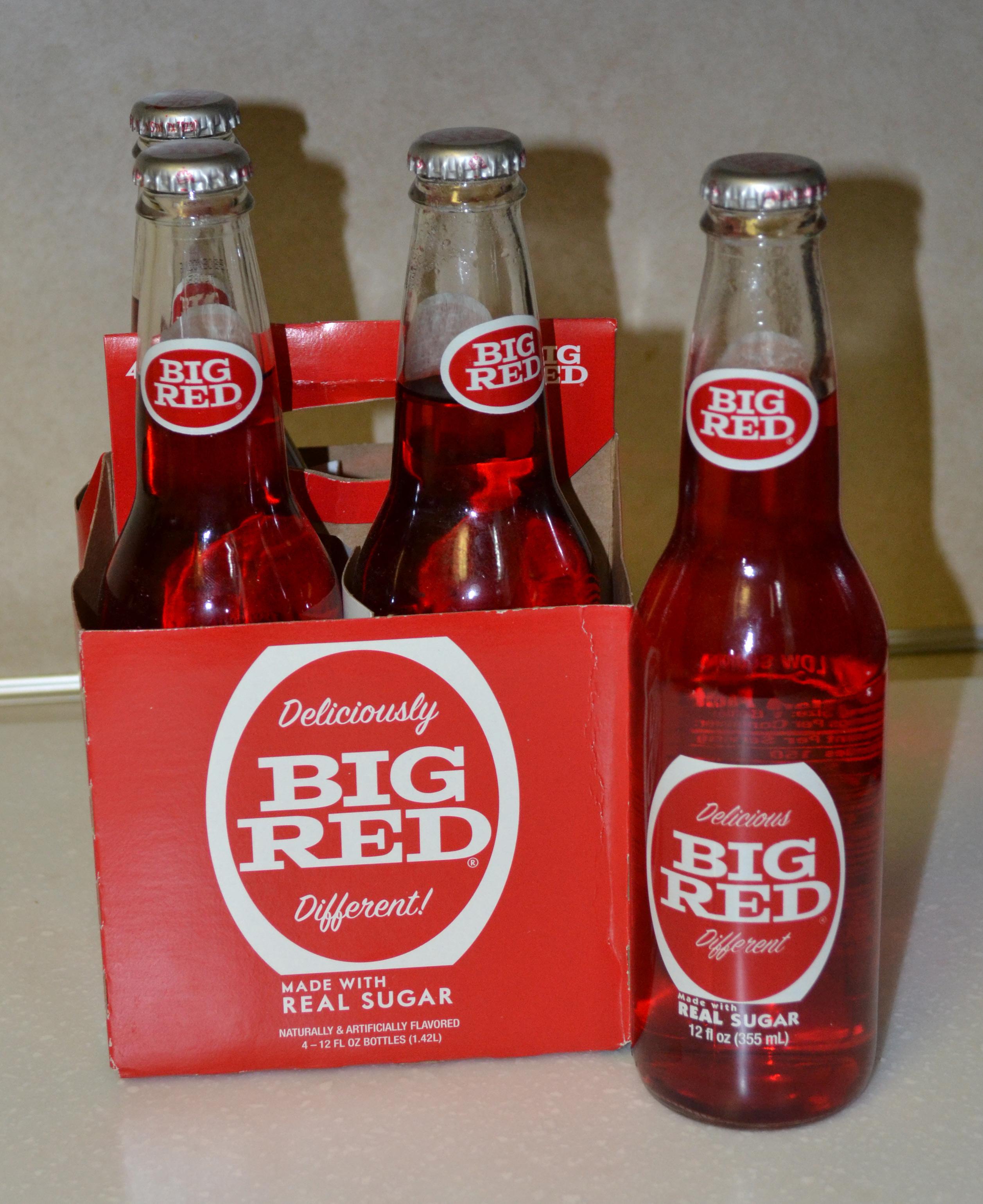 Big Red Soft Drink Wikipedia