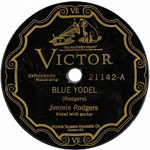 Blue Yodel No. 1 (T for Texas)