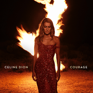 <i>Courage</i> (Celine Dion album) 2019 studio album by Celine Dion
