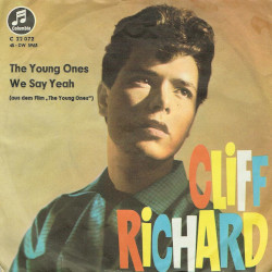The Young Ones (song) 1962 single by Cliff Richard and the Shadows