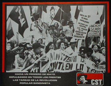 sandinista movement essay Born into an elite family, he developed a religious calling, pledged a lifelong commitment to the preferential option for the poor, decided early on that the sandinista revolution embodied these principles, joined the movement and never looked back until 1995, when the bare-fisted tactics of the second coming became impossible to ignore.