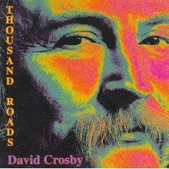 <i>Thousand Roads</i> 1993 studio album by David Crosby