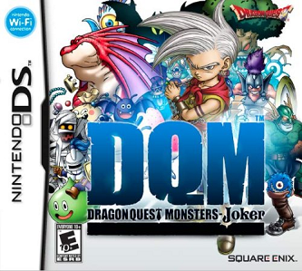 Dragon Quest Monsters - Joker Coverart.png