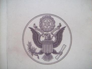 Seal of the President of the United States - Wikipedia