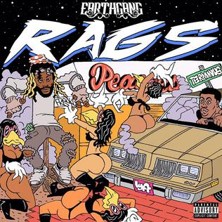 <i>Rags</i> (EP) 2017 EP by EarthGang