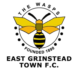 East Grinstead Town F.C. logo.png