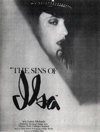 <i>The Sins of Ilsa</i>