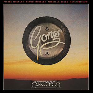<i>Expresso II</i> 1978 studio album by Pierre Moerlens Gong
