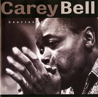 <i>Heartaches and Pain</i> 1994 studio album by Carey Bell