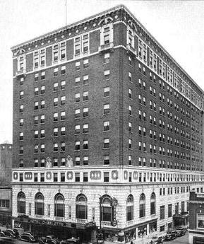 Hotel Charlotte Charlotte North Carolina Wikipedia