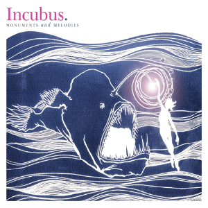 cd incubus monuments and melodies