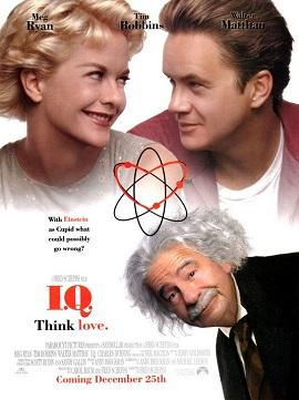 Einstein's portrayer in the 1994 film