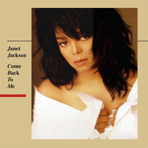 Come Back to Me (Janet Jackson song) single