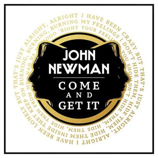 John Newman — Come and Get It (studio acapella)