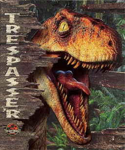 Jp trespasser cover Trespasser   Jurassic Park [PC]