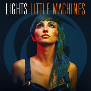 <i>Little Machines</i> 2014 studio album by Lights