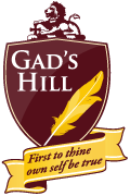 Logo of Gad's Hill School.png