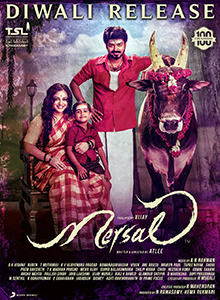 <i>Mersal</i> (film) 2017 Indian film directed by Atlee