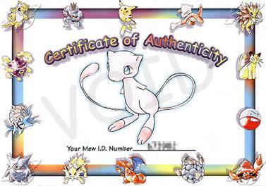 Mew (Pokémon) - Wikipedia