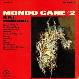 <i>Mondo Cane No. 2</i> 1964 studio album by Kai Winding