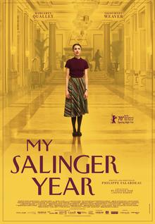 <i>My Salinger Year</i> 2020 film directed by Philippe Falardeau
