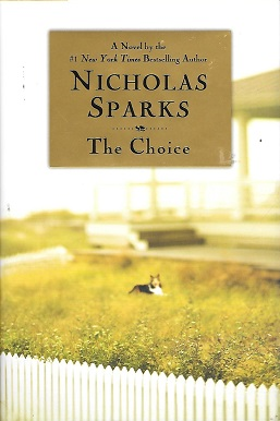 Nicholas Sparks The Choice book cover.png
