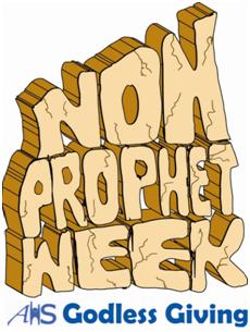 Non-Prophet Week Annual charity week