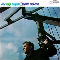 One Step Beyond (Jackie McLean album).jpg