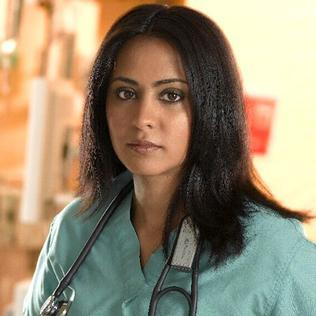 Neela Rasgotra Fictional character from the television show ER