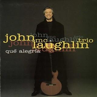 <i>Que Alegria</i> 1992 studio album by John McLaughlin