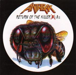 <i>Return of the Killer As</i> 1999 compilation album by Anthrax