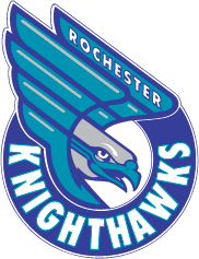 Rochester Knighthawks (1995–2019) Former Professional lacrosse team in Rochester, New York, United States