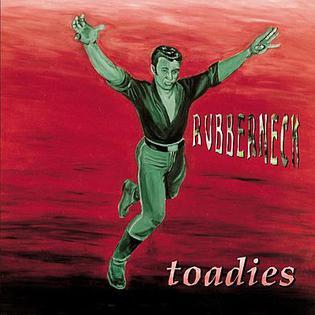 <i>Rubberneck</i> (album) 1994 studio album by Toadies
