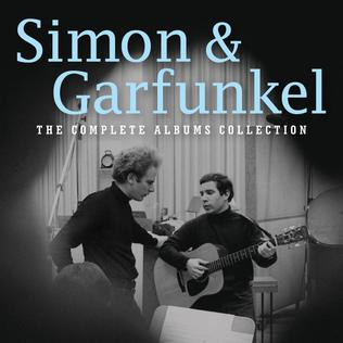 <i>Simon & Garfunkel: The Complete Albums Collection</i> 2014 box set by Simon & Garfunkel