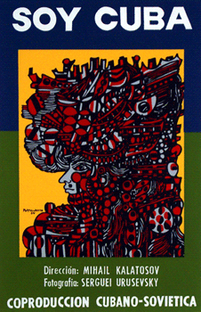 Soy Cuba Film Poster