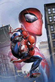 Spider-Man (Insomniac Games) A superhero developed and created by Insomniac Games