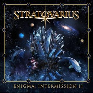 <i>Enigma: Intermission 2</i> 2018 compilation album by Stratovarius