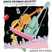 <i>Svingin with Svend</i> 1987 live album by David Grisman, Svend Asmussen