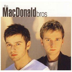 <i>The MacDonald Brothers</i> (album) 2007 studio album by The MacDonald Brothers