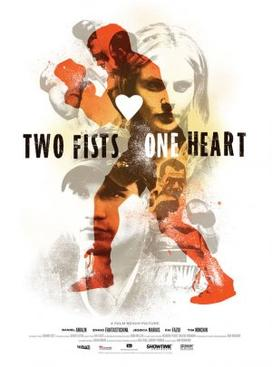 2 fists one heart