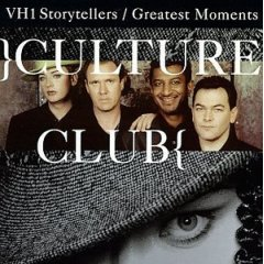 <i>Greatest Moments – VH1 Storytellers Live</i> 1998 greatest hits album by Culture Club