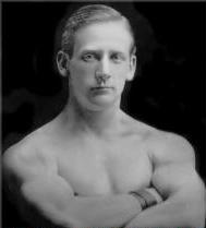 William Pullum English physical culturist and strongman