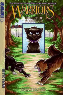 Illustrator Warrior Cats