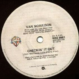 Wavelength (song) 1978 single by Van Morrison