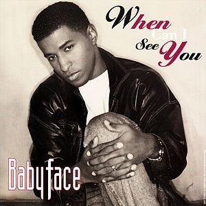 Babyface Tour Uk
