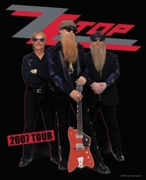 Zz Top Tours From The  S