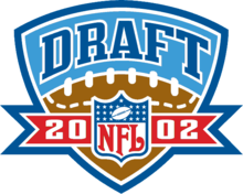 2002 NFL Draft 67th annual meeting of National Football League franchises to select newly eligible players