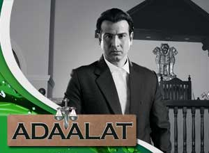 <i>Adaalat</i> Indian television courtroom drama