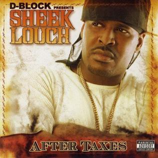 <i>After Taxes</i> 2005 studio album by Sheek Louch